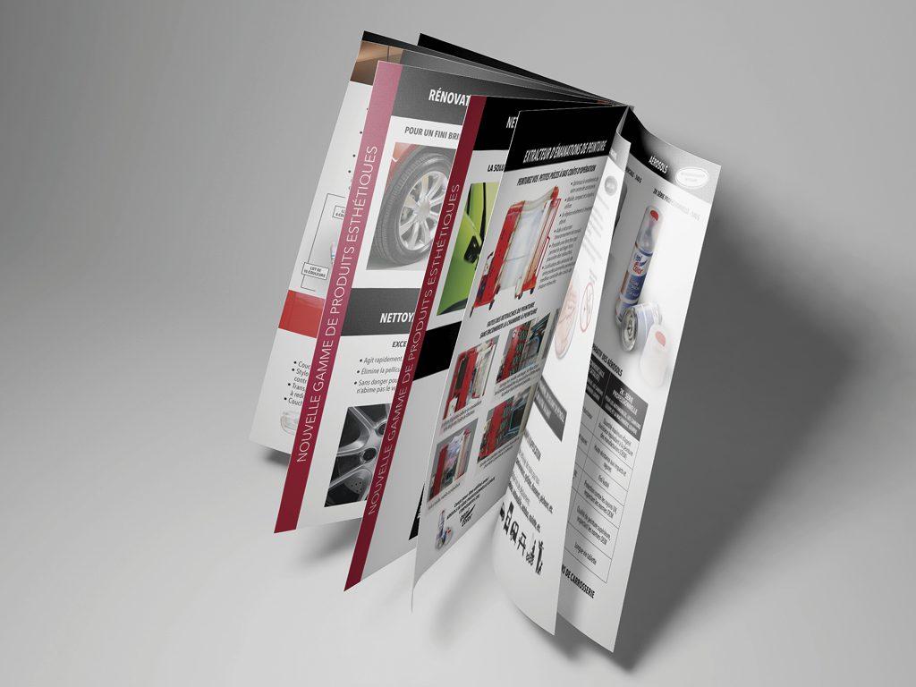 Intérieur de la brochure