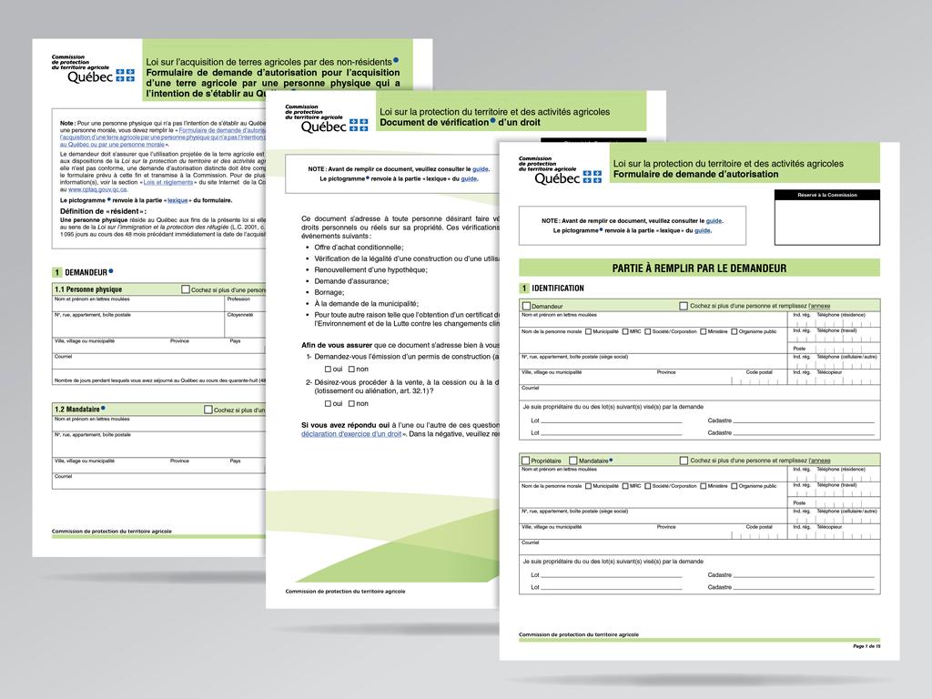 Documents pdf accessibles avec champs de formulaires